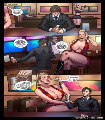 AGW – Enforcers Sex Comic sex 19