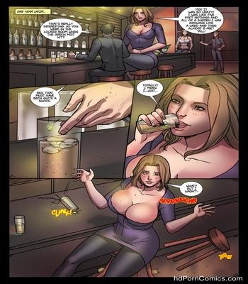 AGW – Enforcers Sex Comic sex 8