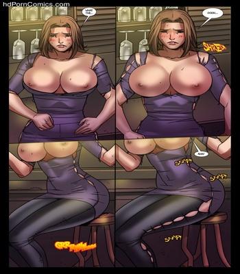 AGW – Enforcers Sex Comic sex 9