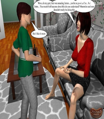 ANIMATEDINCEST-RELAX WITH SON14 free sex comic