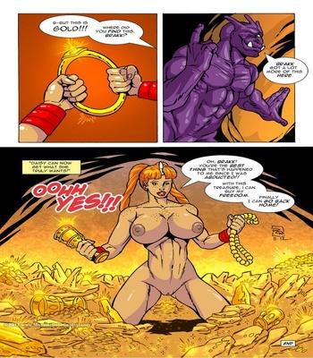 Abducting Daisy 12 Sex Comic sex 6