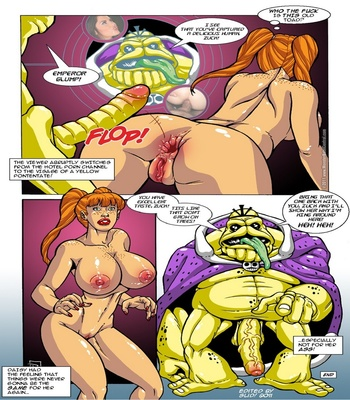 Abducting Daisy 1 Sex Comic