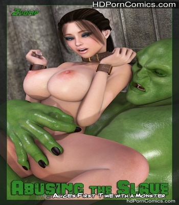 Porn Comics - Abusing The Slave Sex Comic