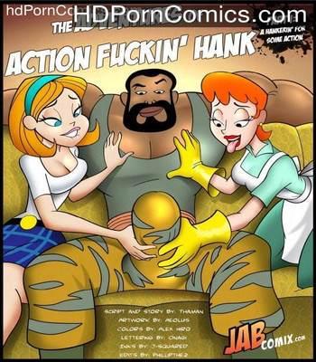 Porn Comics - Action Fuckin Hank Chapter 01- Porncomics free Porn Comic