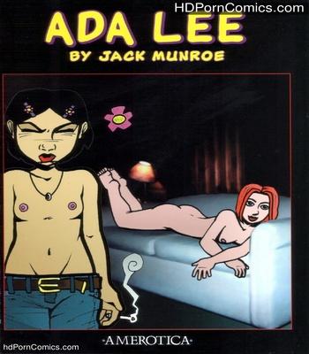 Porn Comics - Ada Lee 1 Sex Comic