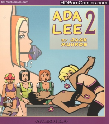 Porn Comics - Ada Lee 2 Sex Comic