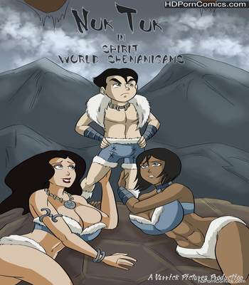 Porn Comics - Adult Comics- Nuk Tuk- Spirit World free Porn Comic