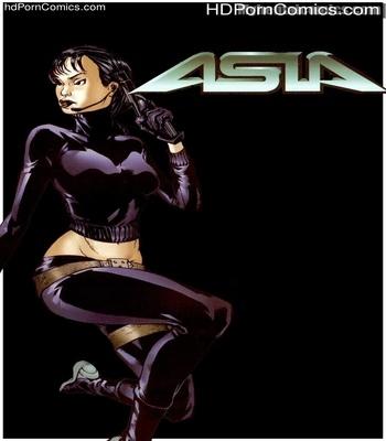 Adventure Of Asia comic porn