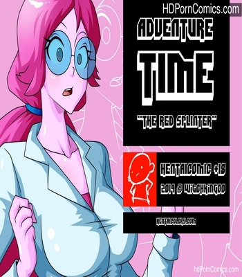 Porn Comics - Adventure Time 2 – The Red Splinter Sex Comic