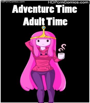 Porn Comics - Adventure Time – Adult Time 1 Sex Comic