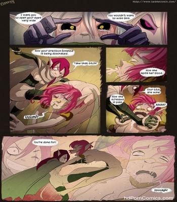 Aethel-114 free sex comic