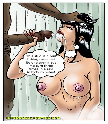 African Adventures comic porn sex 36