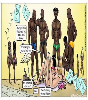 African Adventures comic porn sex 47