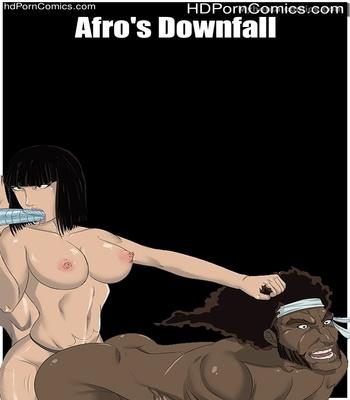 Porn Comics - Afro's Downfall Sex Comic
