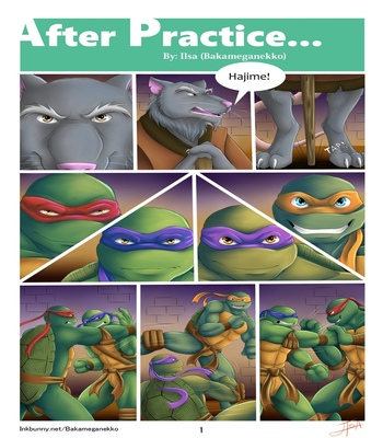 After Practice 2 free sex comic