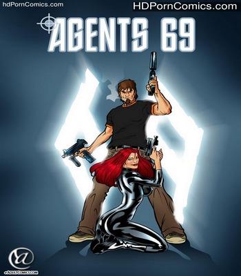 Porn Comics - Agents 69 1 Sex Comic