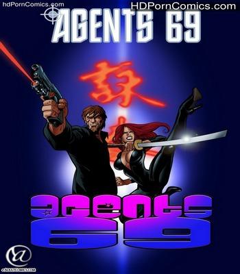 Porn Comics - Agents 69 2 Sex Comic