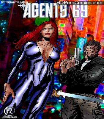 Porn Comics - Agents 69 3 Sex Comic