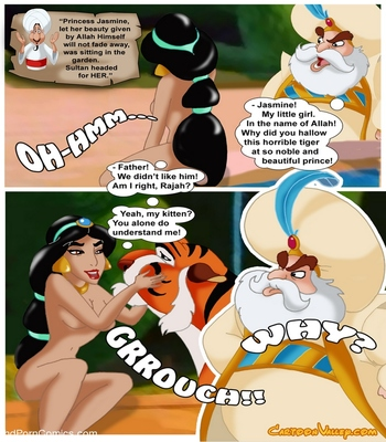Aladdin - The Fucker From Agrabah 14 free sex comic