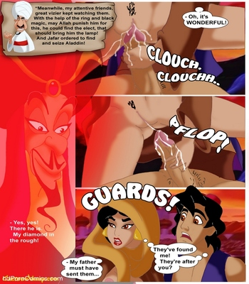 Aladdin - The Fucker From Agrabah 30 free sex comic
