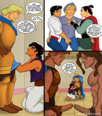 Aladdin 4 free sex comic