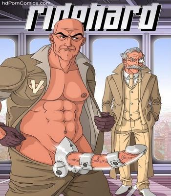 Alexander – Ridehard 1 free Cartoon Porn Comic sex 29