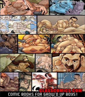 Alexander – Ridehard 1 free Cartoon Porn Comic sex 37