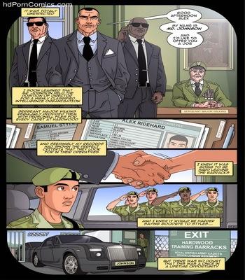 Alexander – Ridehard 1 free Cartoon Porn Comic sex 8
