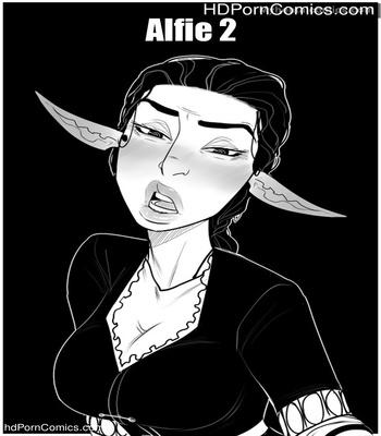 Porn Comics - Alfie 2 Sex Comic