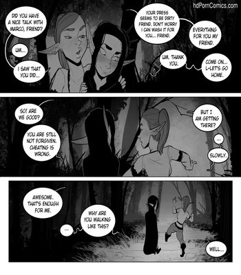 Alfie 3 Sex Comic