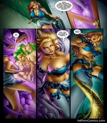 Alicia Goes Wonderland 2 Sex Comic sex 12