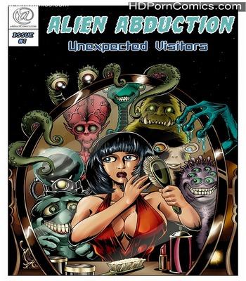 Porn Comics - Alien Abduction 1 – Unexpected Visitors Sex Comic