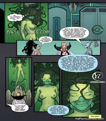 Alien Abduction 2 – Final Evolution Sex Comic