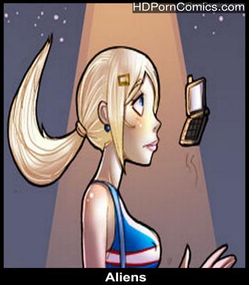 Porn Comics - Aliens Sex Comic