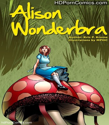 Porn Comics - Alison Wonderbra Sex Comic