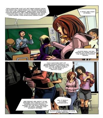 Alison Wonderbra 3 free sex comic
