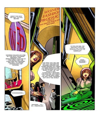 Alison Wonderbra 6 free sex comic