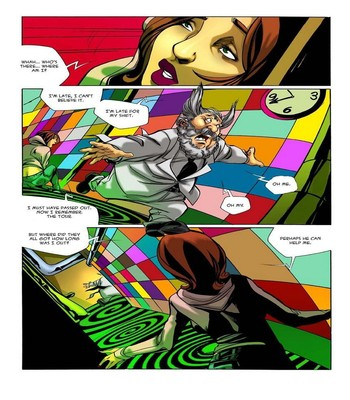 Alison Wonderbra 7 free sex comic