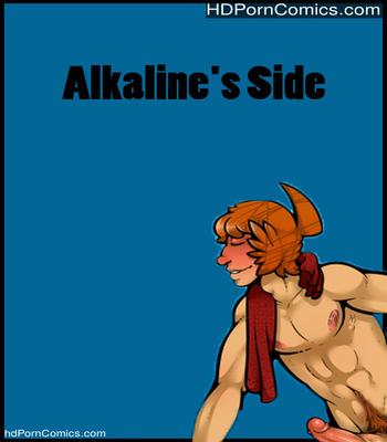 Porn Comics - Alkaline's Side Sex Comic