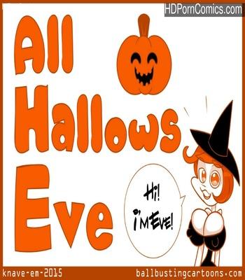 Porn Comics - All Hallows Eve Sex Comic