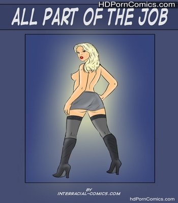 Porn Comics - All Part Of The Job Sex Comic