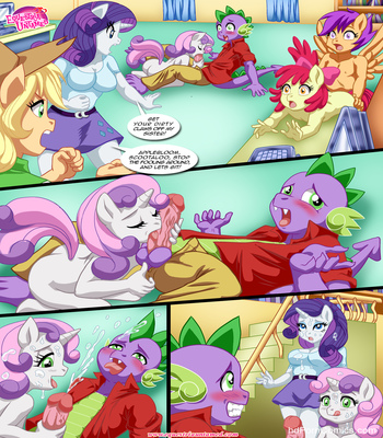 Also Rarity (My Little Pony Friendship Is Magic) - Porncomics15 free sex comic