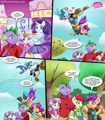 Also Rarity (My Little Pony Friendship Is Magic) - Porncomics7 free sex comic