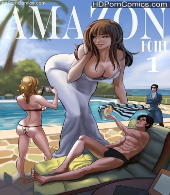 Porn Comics - Amazon Hotel 1 Sex Comic