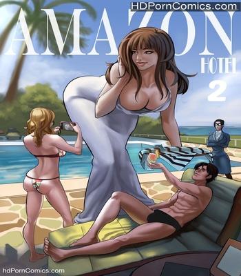 Amazon Hotel 2 Sex Comic