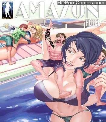 Amazon Hotel 4 Sex Comic