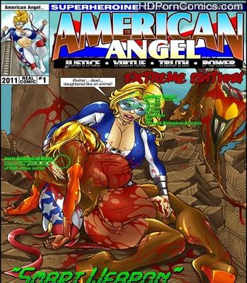 Porn Comics - American Angel 1 – Smart Weapon
