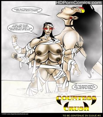 American Fox - Return Of Countess Crush 1 Sex Comic