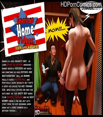 Porn Comics - American Home Videos – Burn After Watching Sex Comic