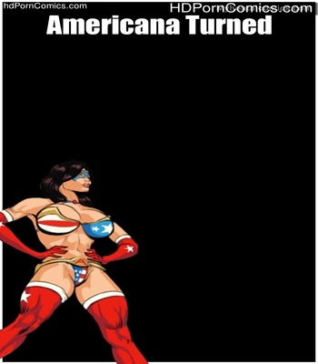 Porn Comics - Americana Turned Sex Comic